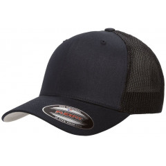 Кепка FlexFit Trucker Mesh Dark Navy
