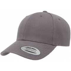 Кепка FlexFit 6789M - Curved Visor Snapback Dark Grey