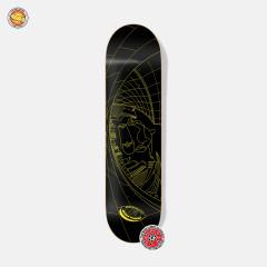 Дека Footwork Carbon Tushev Fisheye Yellow/Black