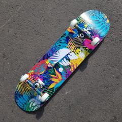 "Скейтборд Footwork Progress Tropical 8.0"""