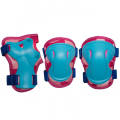 Детский комплект защиты Los Raketos LRС-001 Pink